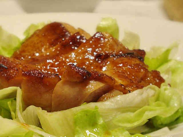 ウチの黄金比♪鶏の照り焼きの画像