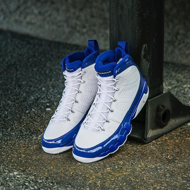 Release Reminder : Air Jordan Retro 9 Kobe available now at Jimmy Jazz