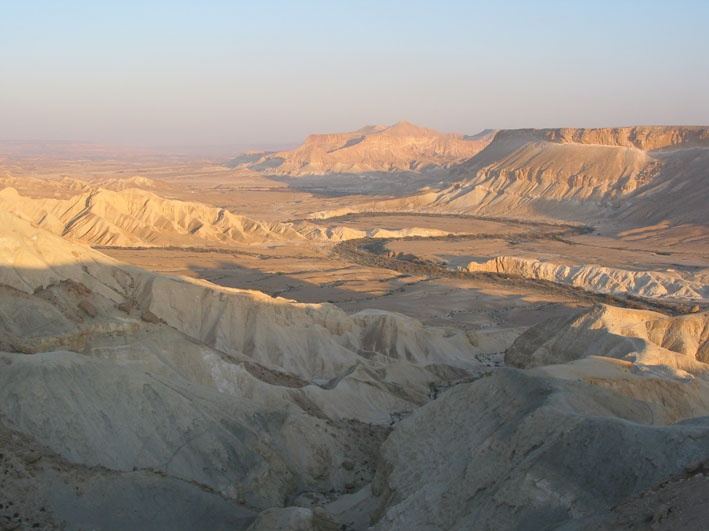 Negev, Israel - we have desert in the south, lush forests in the north - such an amazing country!