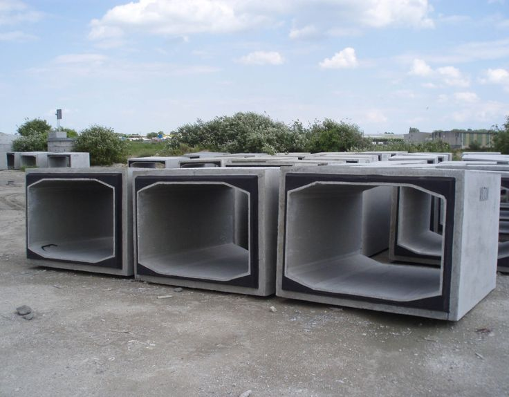 Cpm Have A Standard Range Of Precast Concrete Box Culverts