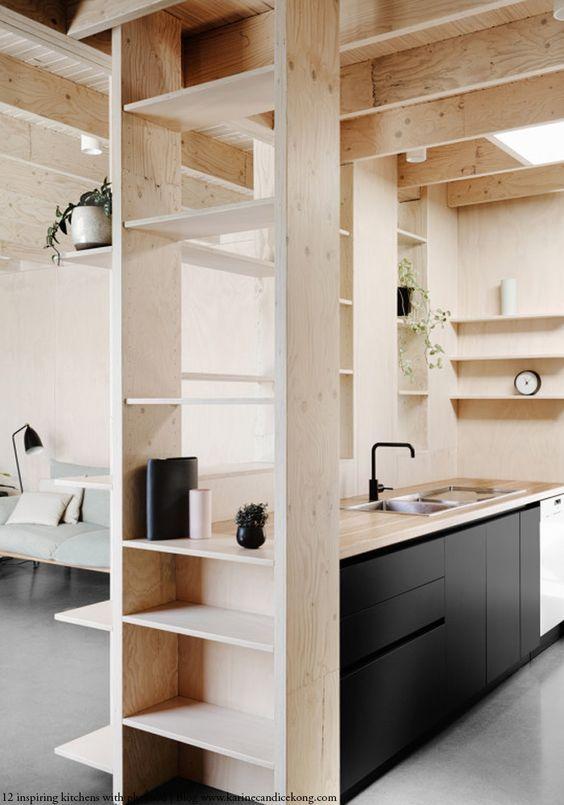 Aujourd'hui j'aime: les cuisines en contre-plaqué – Buk & Nola …                                                                                                                                                                                 Plus