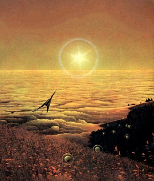 Peter Goodfellow - The Golden Apples of the Sun (1977)