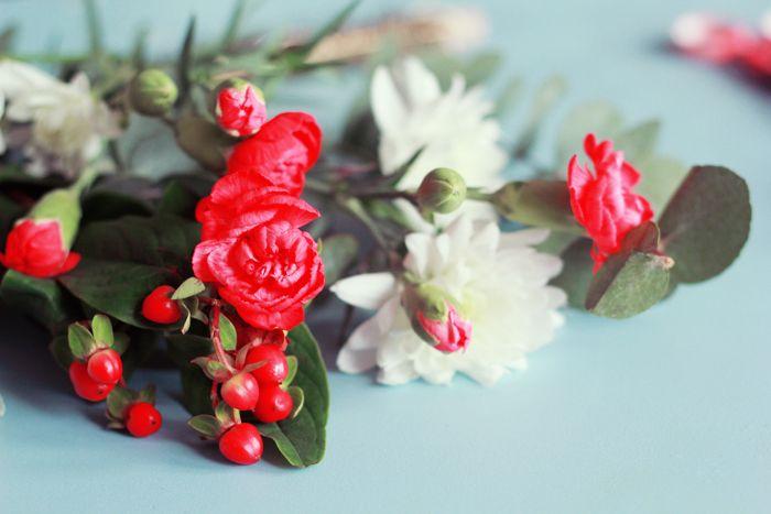flower   Poulette Magique
