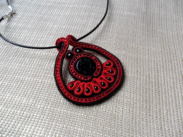 Sutasz Norki - soutache jewellery: styczeń 2011