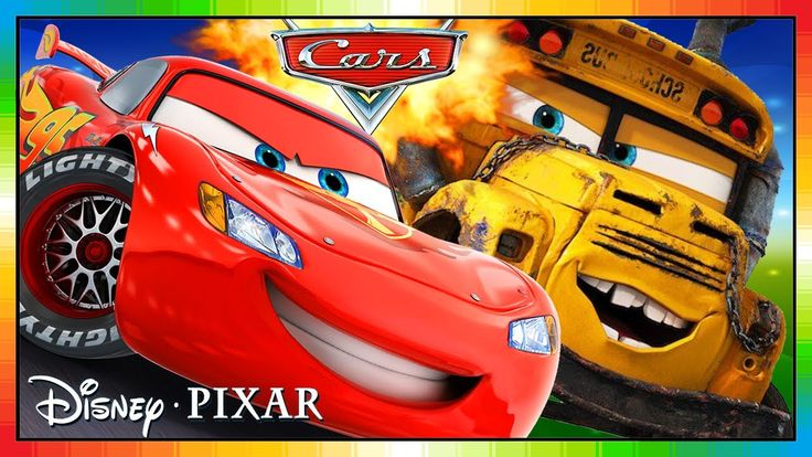 Cars Movie ★ Cars Full Movie ★ ENGLISH ( only mini Movie - Disney Cars 3 Movie comes Sommer 2017 ) - YouTube