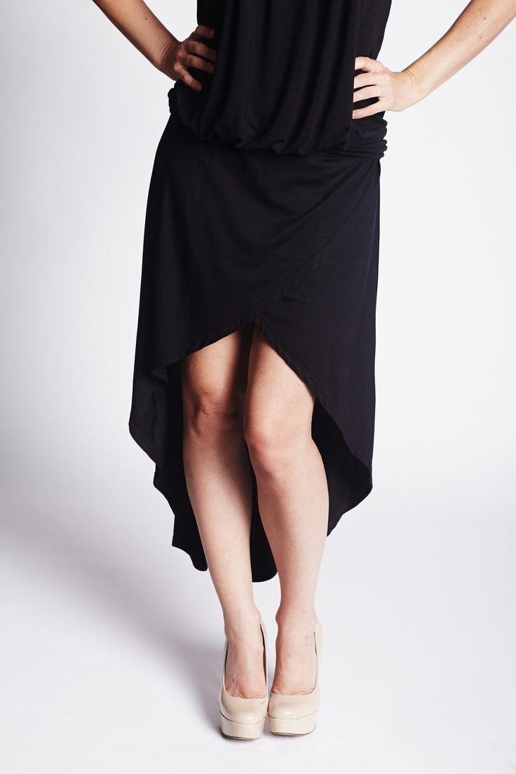 BETTY SKIRT - BLACK - Skirt by Judy Design