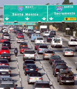 Los Angeles Traffic. I dread, but think about on a regular: Traffic Corvette, California Dreamin, Freeway Traffic, It Only Tuesday, Angel Traffic, Gluten Freeway, La Freeway, It On Tuesday, Corvette Specialty
