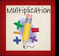 Vintage Teacher: Multiplication--Part 2 Factors Over Five