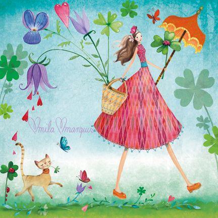 Mila Marquis  Bring Your Umbrella
