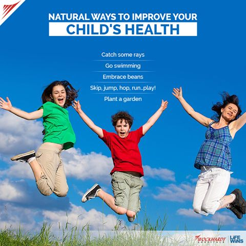 As parents it must be tough when your little one is suffering from illness or discomfort.   Fortunately, there are some natural things you can do to boost your child's health. #UniversalChildrensDay