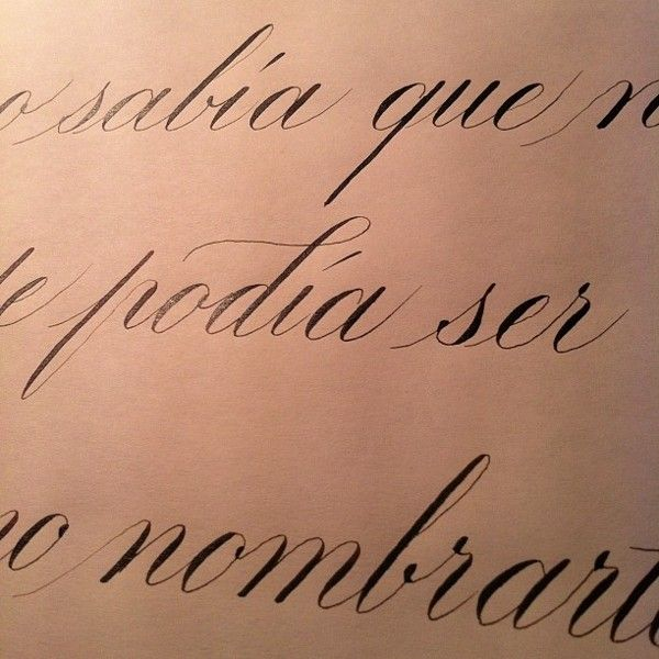 44 Best Calligraphy Images On Pinterest Penmanship