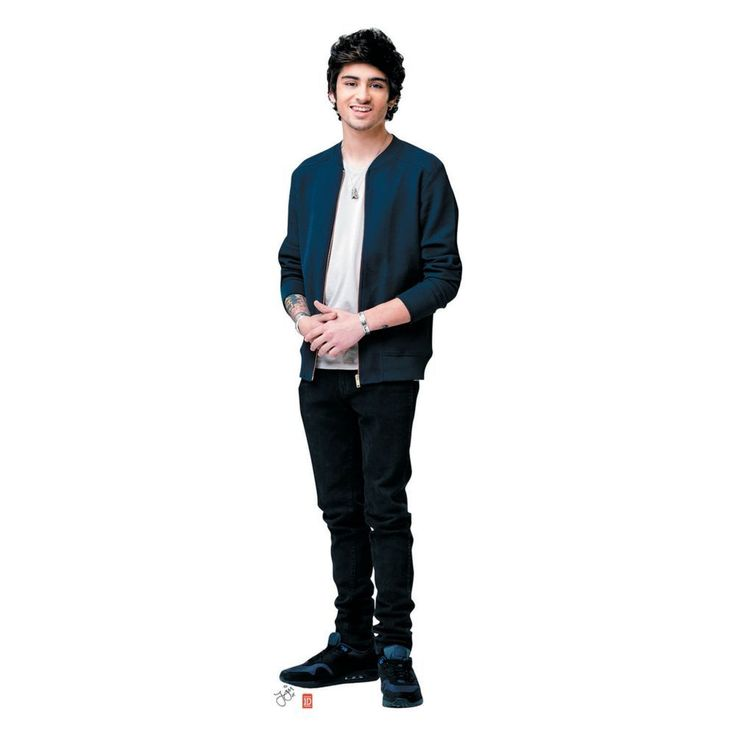 One Direction - Zayn Malik Cardboard Stand-Up
