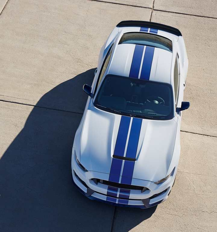 2017 Ford Shelby GT350® in Oxford White