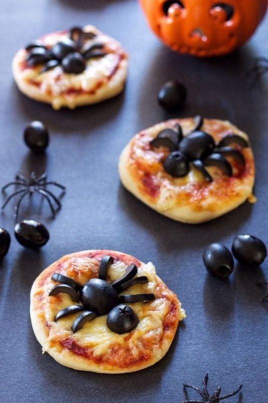Halloween Snack Ideen.