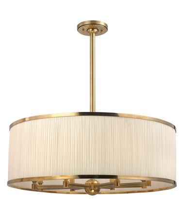 Hudson valley hastings 30 inch wide 8 light large pendant