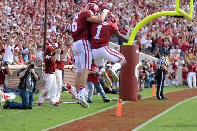 Oklahoma vs. West Virginia - 10/3/15 College Football Pick, Odds, and Prediction