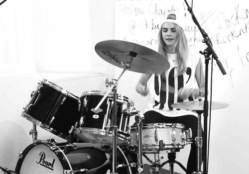 Mi top 10 de canciones para hacer air drums