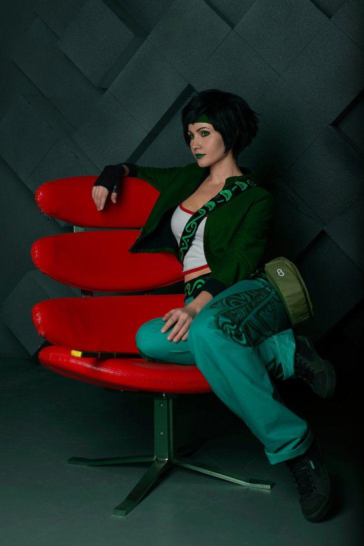 Jade, Beyond Good and Evil by AmazingRogue.deviantart.com on @DeviantArt