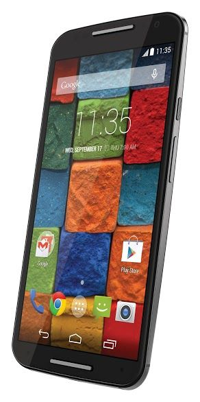 The second-gen Motorola Moto X smartphone is a welcome return to form, thanks to its excellent performance and smooth, unadulterated Android 4.4 interface.