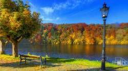 Картинки осень в парке