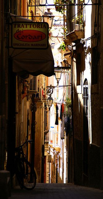 Siracusa-Ortigia, Via dei Cordari