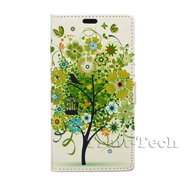 llustration Pattern PU Leather Wallet Card Slots Stand  Shell Magnetic Flip Phone Cases Huawei Y625 Cover Case Huawei Y625 Case