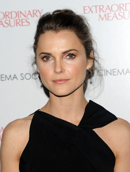 "Keri Russell Photo - The Cinema Society Screening Of ""Extraordinary Measures"""