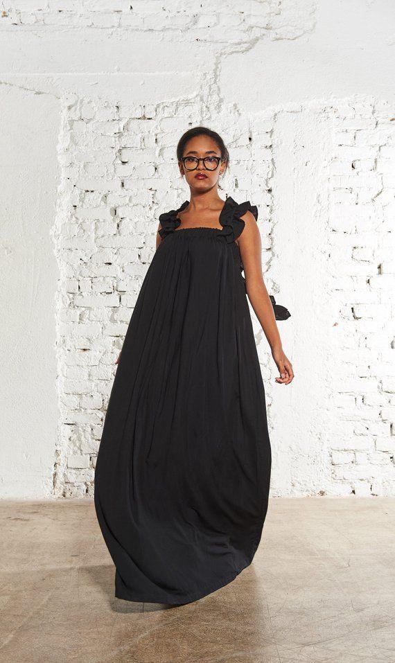be3d5df51f7 Black Maxi Dress