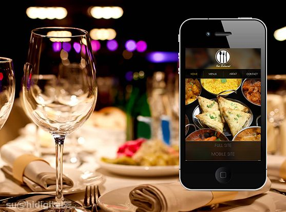 The rapid growth of smartphones has opened up many new business-boosting strategies for restaurants, cafes and bars who keep up-to-date with the latest technology.