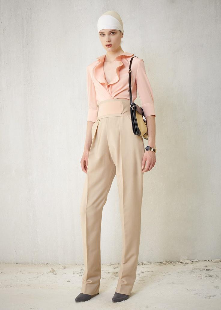 Balenciaga Resort 2013 - Review - Collections - Vogue