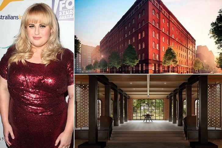Rebel Wilson – Nueva York, estimado en 3 millones de dólares Recientemente, la chica australiana Rebel Wilson compró un apartamento de 3 millones de dólares en un edificio repleto de celebridades situado en el barrio de Tribeca. El piso de 1.343 pies cuadrados tiene 2 dormitorios y 2 baños, con un área abierta para laRead More