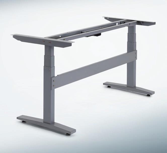 Electric Adjustable Height Desk