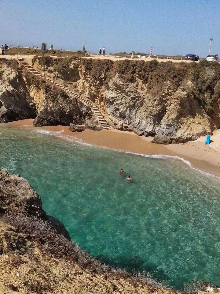 Alentejo Coast, Portugal.