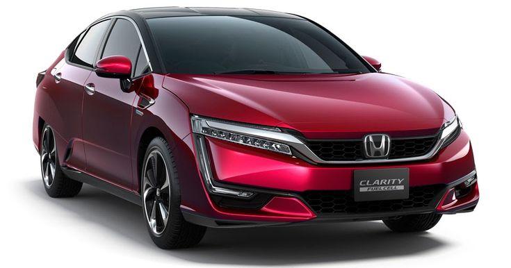 Honda And Hyundai Developing Both Hydrogen And All-Electric Vehicles #Electric_Vehicles #Honda