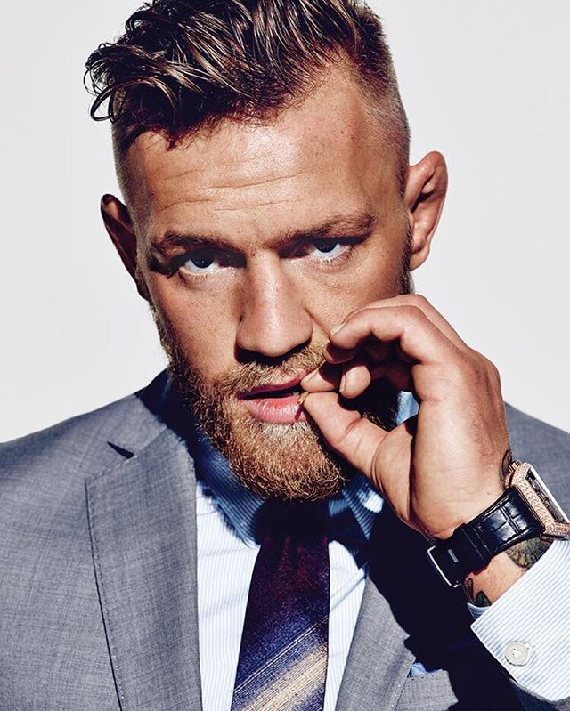 Here is a piece I did with the Wall Street Journal! #TheWolf (Photo by @ericraydavidson)  http://www.wsj.com/articles/ufc-star-conor-mcgregor-says-hes-lost-his-mind-1449505003?mod=e2tw