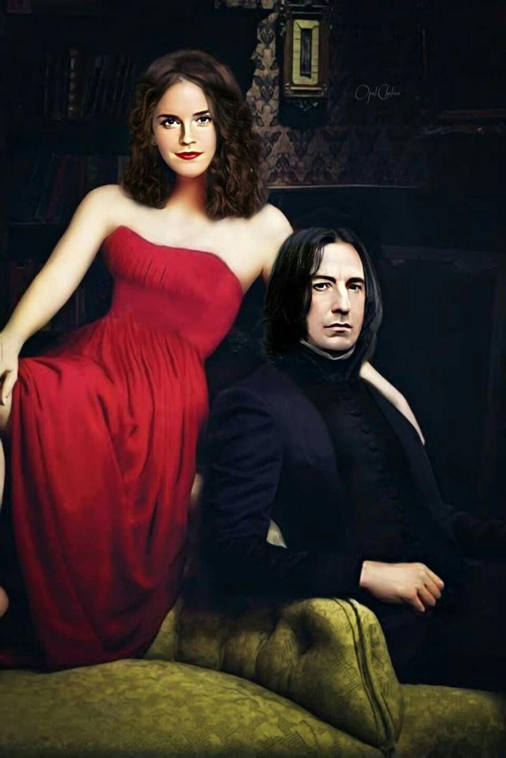 Pin on A Magical, Forbiddon Love!: Severus