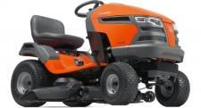 Husqvarna YTH23V48  Husqvarna's yard tractors offer premium performance with quality results. Their compact size makes them easy to maneuver and require less space for storage.