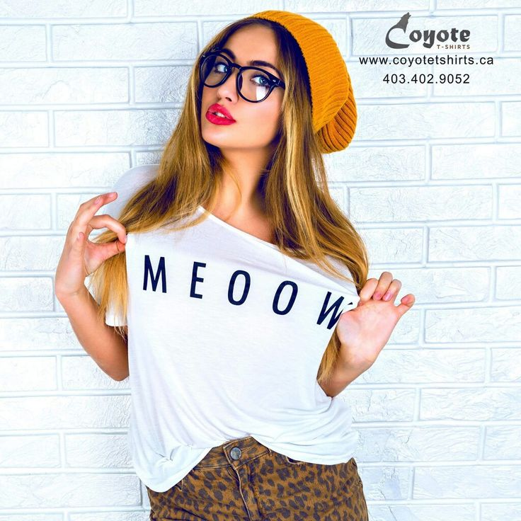 Customize your t-shirt. 403.708.5725 coyotetshirts.ca No minimum, no setup fee, small order friendly, personal customization guaranteed, 24 to 48 hour turnaround, 5534 1A ST SW #Calgary #Alberta #CoyoteTshirts #yyc #CalgaryAlberta