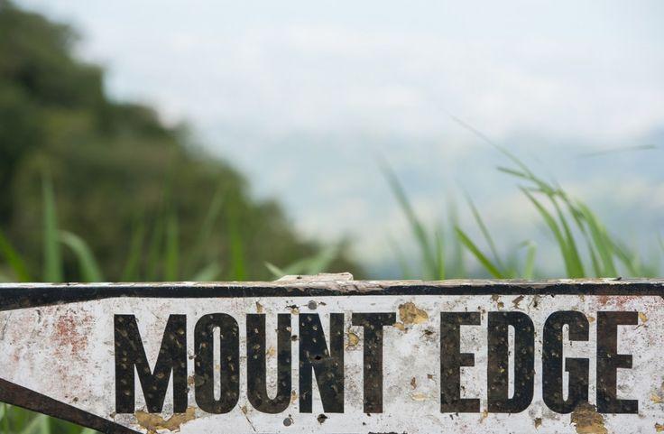 Échange et visite des Blue Mountains en Jamaïque (Detour Local) -> Mount Edge Guest House est bien connu dans les environs des Blue Mountains www.detourlocal.com/echange-visite-velo-blue-mountains-jamaique/