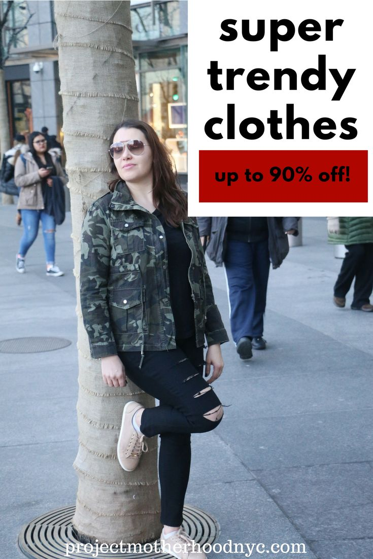 Fashion: Sharing some style inspiration today with super trendy pieces up to 90% off!