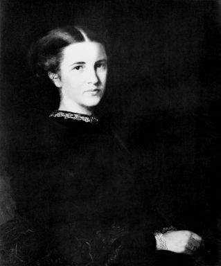 """After becoming England's first """"officially"""" qualified female doctor, Elizabeth Garrett Anderson opened a school for medicine for women in Britain. (via Science Museum's """"Brought to Life"""")"""