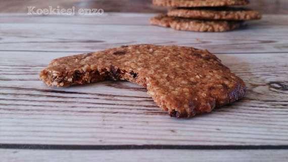 Chocolade Chip Koekies met Havermout   Koekies! enzo