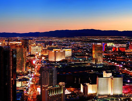 Must See List in Vegas:  The Colosseum at Cesar's Palace  Water Fountains at Bellagio  Red Rock Canyon National Conservation Area  Hoover Dam  The Freemont Experience