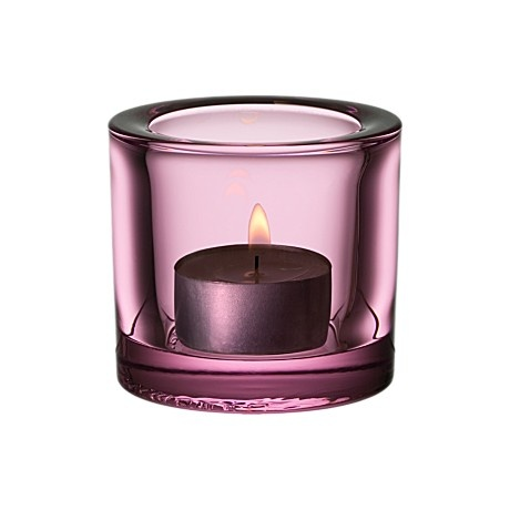 Iittala - Kivi Votive 60 mm sweet pink - $83