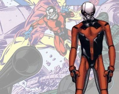 remember my dad buying me an antman comic in nehru place :-) aah the good old days... Ant-Man (Scott Lang) - Marvel Universe Wiki: The definitive online source for Marvel super hero bios.