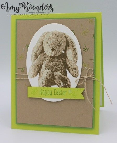 Stampin' Up! Sweet Little Something for Sunday Stamps – Stamp With Amy K