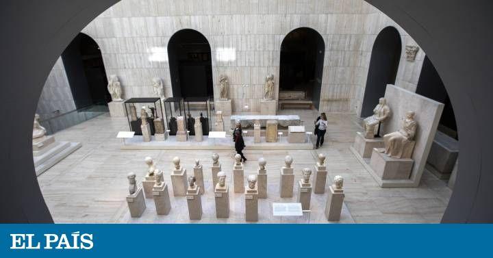 El Arqueológico Nacional cumple hoy siglo y medio de existencia. El real decreto que creó el centro originó la red de museos públicos españoles