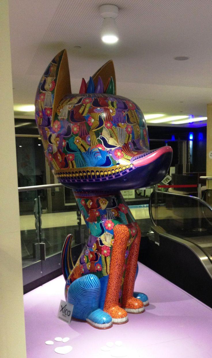 Xico, Pineda Covalin. Arte Mexicano en Bruselas
