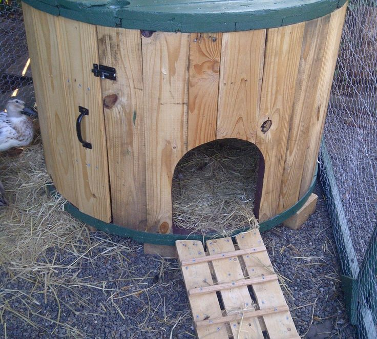 11 Best Images About Duck Coop Plans Duck House Plans On
