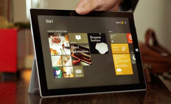 Tech Tuesday: Microsoft Gives Mandarin Oriental A Digital Makeover